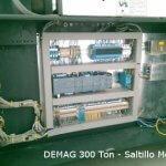 DEMAG 300 Ton - Saltillo México