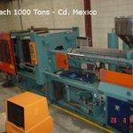 Italtech 1000 Tons - Cd. México