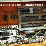 Kraus Maffei 650 Ton -Torreon México 2