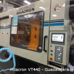 Milacron VT440 - Guadalajara México
